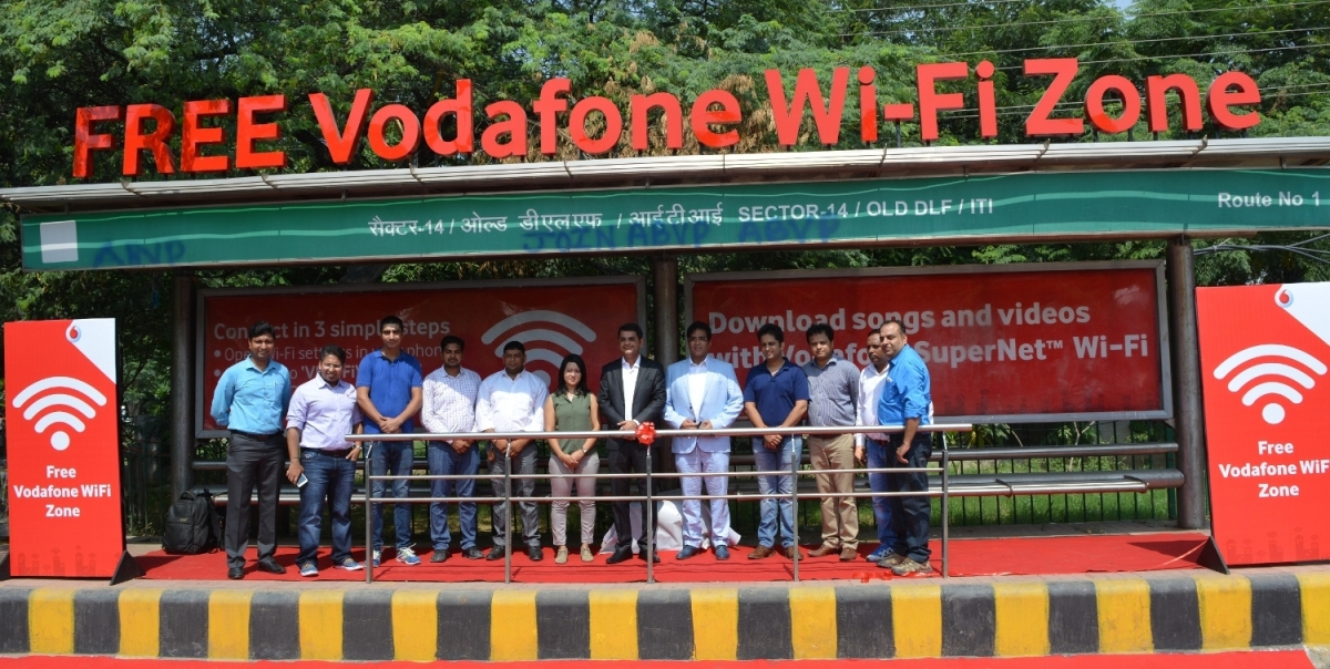 how to set up vodafone wifi