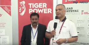 Alex Daniel, Country Head – India & SAARC, Tiger Power