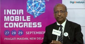 Anil K Jain, Chief General Manager, BSNL
