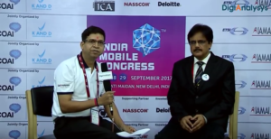 Anupam Shrivastava, Chairman & Managing Director, BSNL