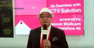 Arvind Bali, CEO, Videocon Telecom & Wallcam