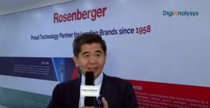 Denis NG, Director – Marketing & Infrastructure Solutions, Rosenberger Asia Pacific