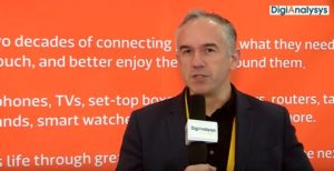 Finbarr Moynihan, GM, International Corporate Sales, MediaTek