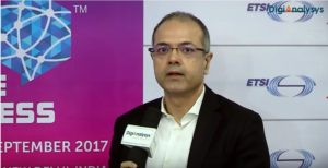 Gautam Sharma, Managing Director, Inmarsat India