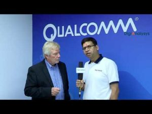 Larry Paulson, VP & President, Qualcomm India