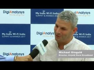 Michael Ginguld, Director, Airjaldi Rural Broadband