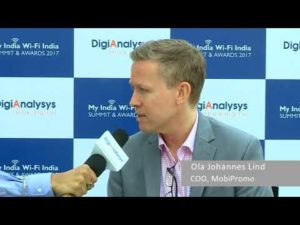 Ola Johannes Lind, Chief Operating Officer, MobiPromo
