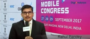 Rahul Pandey, MD – Sales & Marketing, UTStarcom India