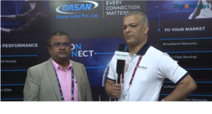Ravi BT, GM – Sales & Marketing, Dasan Networks