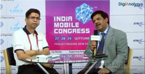 Sharad Arora, Managing Director, Sensorise Digital