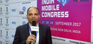 Vaibhav Mehta, Sr. VP – BD & Telecom Practices, Sterlite Tech