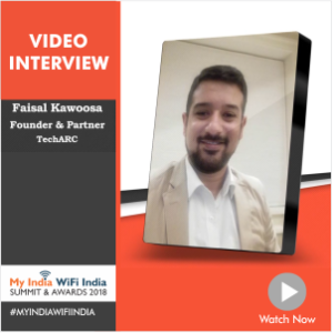 Interview with Faisal Kawoosa, Founder & Partner, TechArc