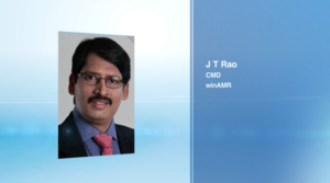 Role of Smart Metering for building a Smart City by Mr. J T Rao, CMD, winAMR