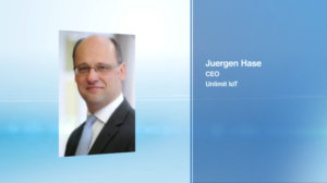 Interview with Mr. Juergen Hase, CEO, Unlimit IoT