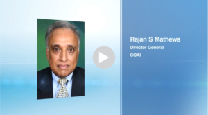 Key Highlights of IMC 2018 by Mr. Rajan S Mathews, Director General, COAI