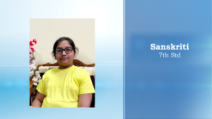 My India Digital India by Sanskriti Giri, 7th Std Student