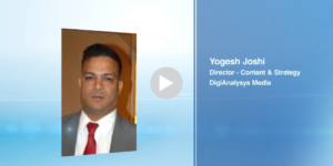 Connecting Rural Bharat Digitally will be key for creating a New Age India by Yogesh Joshi, DigiAnalysys