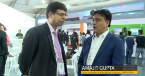Interview with Amajit Gupta, Managing Director, QED Sigma