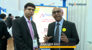 Interview with Ananda Rao, CEO, Talisman Telecom