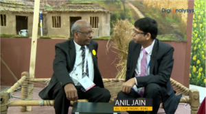 IMC 2018: Interview with Anil Jain, Ex. CGM (NGN), BSNL