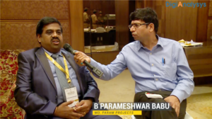 Interview with B. Parameshwar Babu, Managing Director, Param Projects