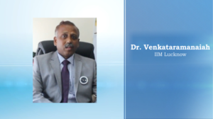 Role of Digital India for a Healthy & Fit India by Dr. Venkataramanaiah, IIM Lucknow