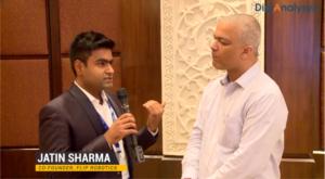 Role of Robotics & Automation: Jatin Sharma, Co-founder & CEO, Flip Robotics