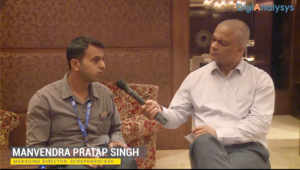 Role of Digitization in waste management sector narrated by Manvendra Pratap Singh, Director, ScrapKaroCash