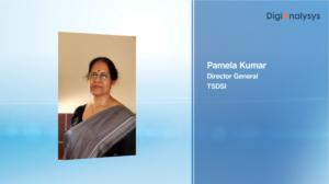 Role of TSDSI for Developing Global Standards by Pamela Kumar, DG, TSDSI