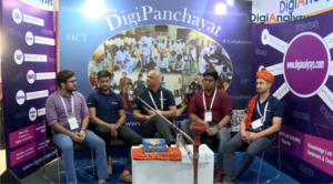 DigiPanchayat Series on role of Digitization in rural India