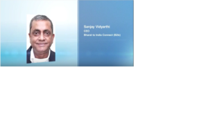 Cutting Edge Technologies Transforming the Agri Sector says Sanjay Vidyarthi, CEO, B2IC