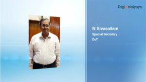 5G is no more a buzz word but a reality says Mr. N. Sivasailam, Spcl. Secretary, DoT