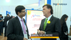 Interview with Simon Meadmore, Director, Talisman Telecommunications