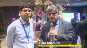 Interview with Prof. Vijay Chandru, Indian Institute of Science