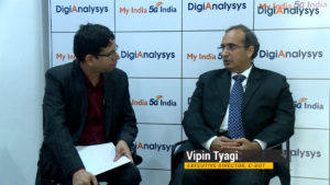 Collaboration with Academia a key to success of 5G says Vipin Tyagi, Executive Director, C-DOT