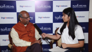 BSNL is working on various WiFi monetization models says Mr. Anil Jain, Ex. CGM (NGN), BSNL