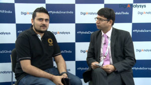 We are building AI based mobile apps says Ankit Kimtee, Co-founder, GenieTalk
