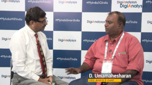 Interview with D. Umamahesharan, CEO, BigFix E-Care