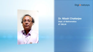 Role of Data Science in mission critical scenarios by Dr. Niladri Chatterjee, Deptt. of Mathemetics, IIT Delhi