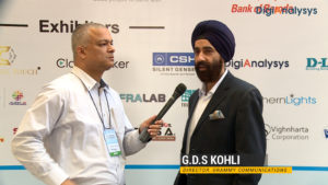 GeM helps in acquiring inter city customers says G.D.S. Kohli, Director, Grammy Communications