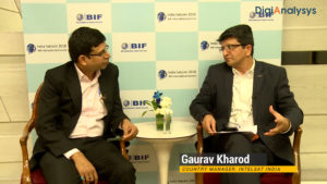 Role of global satellite players in providing rural broadband: Gaurav Kharod, Country Manager, Intelsat India