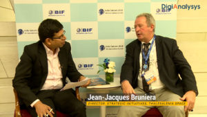 Interview with Jean-Jacques Bruniera, Director – Strategic Initiatives, ThalesAlenia Space
