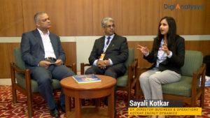 Interview with Atul Kotkar, Director & Sayali Kotkar, Director – Business, Kotkar Energy Systems