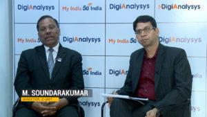 Interview with M. Soundarakumar, Director, C-DOT