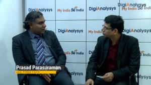 Interview with Prasad Parasuraman, CEO, Pyrox I-City