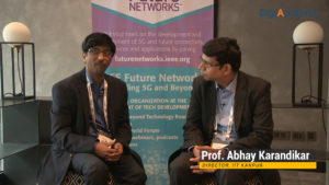 5G Testbed is a multi institution project says Prof. Abhay Karandikar, Director, IIT Kanpur