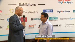 GeM has made decision making faster says Saurabh Goel, Head-Institutional Business, Exide Industries