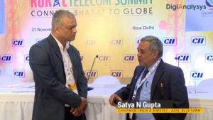 Interview with Satya N Gupta, Chairman-India & BIMSTEC , Asia, Bluetown
