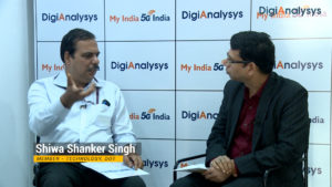 Role of Digital India & Make In India Programs in 5G Deployments by Mr. Shiwa Shanker Singh, Member – Technology, DoT