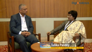 ICT led Education & Health svcs in rural Inda: Tulika Pandey, Scientist 'F'/Director, MeitY, GoI
